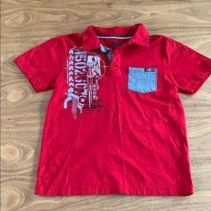 NWOT boys shirt size 8